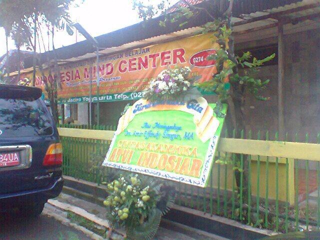 tempat karangan bunga di yogyakarta