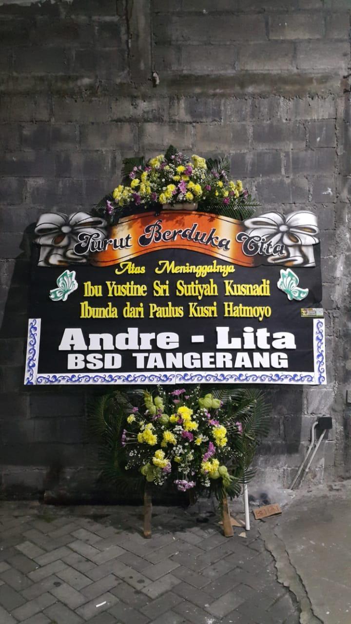 Jual Bunga Papan di Kulon Progo